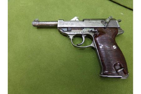 Walther P38 byf 43