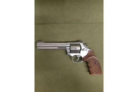 Rewolwer  S&W 686-5 Target Champion DL kal 357 Mag