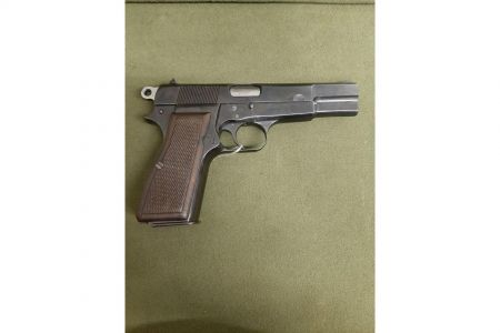 Pistolet FN High Power kal.9x19 mm