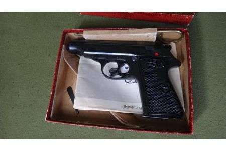 Pistolet Walther PP 7,65mm